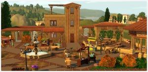 Mercadillo Al Fresco: nuevo local de la EA Store  21