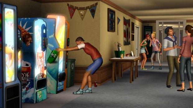 Primeras imágenes de la próxima expansión de los Sims 3: Movida en la Facultad  46