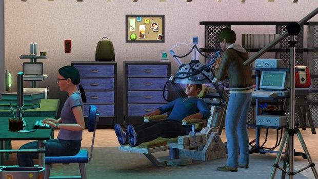 Primeras imágenes de la próxima expansión de los Sims 3: Movida en la Facultad  47