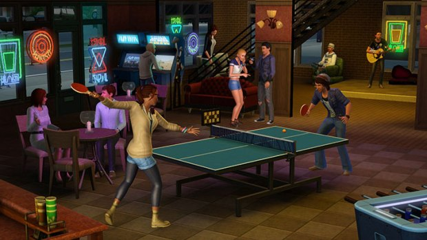 Primeras imágenes de la próxima expansión de los Sims 3: Movida en la Facultad  50