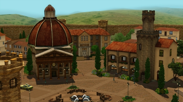 Impresiones de Monte Vista, nuevo barrio de EA Store Screenshot-11