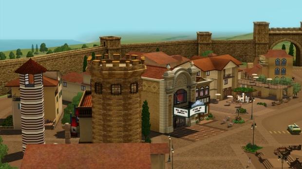 Impresiones de Monte Vista, nuevo barrio de EA Store Screenshot-12