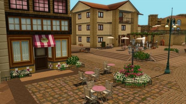 Impresiones de Monte Vista, nuevo barrio de EA Store Screenshot-15