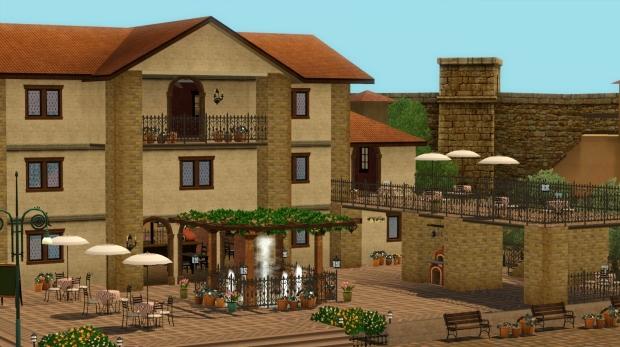 Impresiones de Monte Vista, nuevo barrio de EA Store Screenshot-18