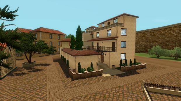 Impresiones de Monte Vista, nuevo barrio de EA Store Screenshot-7