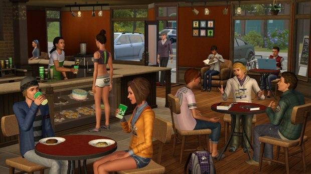 Los Sims 3 – Movida en la Facultad: ya es oficial  1ene8