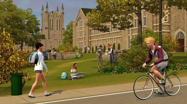 Los Sims 3 – Movida en la Facultad: ya es oficial  3ene8
