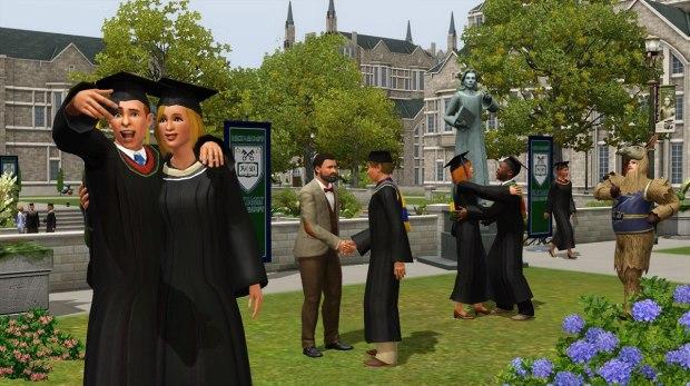 Los Sims 3 – Movida en la Facultad: ya es oficial  4ene8