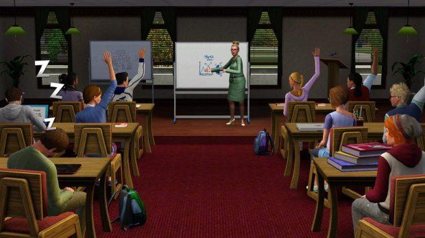 Los Sims 3 – Movida en la Facultad: ya es oficial  5ene8