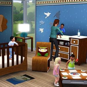 Noticias Sims/Sims News Cambiador