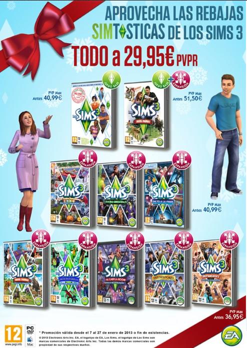 """Rebajas """"Simtásticas"""" de todos los juegos de los Sims 3  Imag17"""